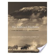 Amboseli Elephants - A Long-term Perspective on a Long-lived Mammal (Moss Cynthia)(Cartonat) (9780226542232)