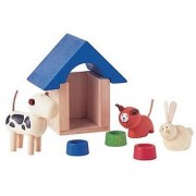 PlanToys Plan Dollhouse Pet and Accessories Furniture