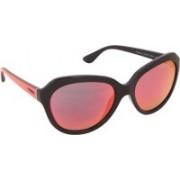 Vogue Cat-eye Sunglasses(Black, Red)