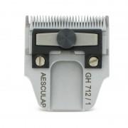 Aesculap Favorita scheerkop GH712 1mm (Fijn - hoofd en buik)