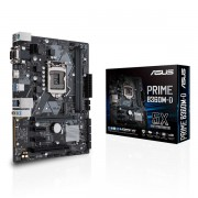 Asus PRIME B360M-D Processor family Intel, Processor socket LGA1151, DDR4, Memory pesaga 2