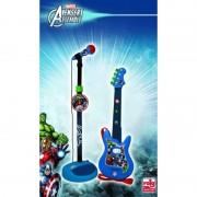 Set chitara si microfon Avengers Reig Musicales