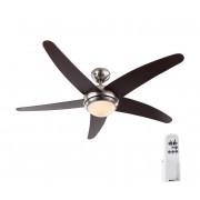 GLOBO 0306LED - Ventilator pentru tavan FABIOLA 1xLED/20W/230V