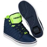 Heelys Chaussures à Roulettes Heelys Uptown Navy/Jaune