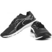 Puma Faas 500 v4 Running Shoes For Men(Black)