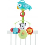 Fisher-Price Móvil De Cuna Musical 3 En 1 Fisher-Price 0m+