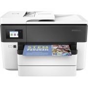 HP Officejet Pro 7730 Wide Format All-in-One Multifunctionele inkjetprinter (kleur) A3 Printen, scannen, kopiëren, faxen LAN, WiFi, Duplex, ADF