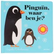 Dille&Kamille Où es-tu petit pingouin ?, Ingela Arrhenius