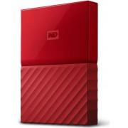 HDD eksterni Western Digital My Passport Red 1TB, WDBYNN0010BRD