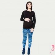 Op en Top Zwanger Zwangerschapslegging Positielegging Jeans
