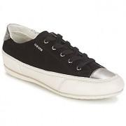 Geox D N.MOENA D - SCAM.STA+VIT.CER Schoenen Sneakers dames sneakers dames