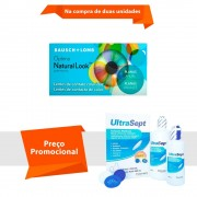 Optima Natural Look Sem Grau com UltraSept