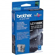 Brother Original Tintenpatrone LC1100BK, black