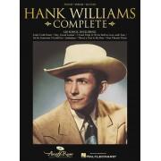 Hal Leonard - Hank Williams: Complete Sheet Music - Multi