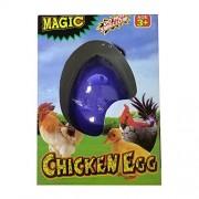 MYEDO Hatching Dinosaur Egg Growing in Water Pets Children Kids Gift Toy Animal (Chicken Egg) Chicken Egg