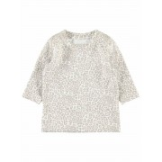 Name It! Meisjes Shirt Lange Mouw - Maat 62 - All Over Print - Viscose/elasthan