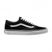 Vans Old Skool Shoes Black White Size 2.5