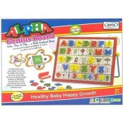 Avis Avis Alha Genious Board - 2 In 1 Educational Toy Age 2+