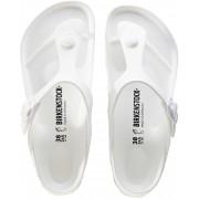 Birkenstock Gizeh Eva Regular Sandals In White White