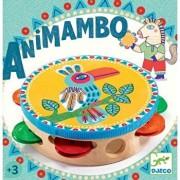 Tamburina lemn - Animambo