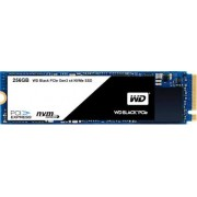 WD Black SSD - 256GB M.2 NVMe