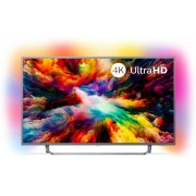 Philips 43PUS7303/12 4K UHD-TV + beugel