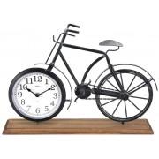 SEGNALE Hodiny stolní RETRO bicykl 42 cm