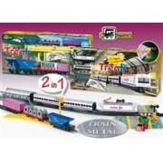 Trenulet Electric Calatori Si Marfa Renfe Tren+