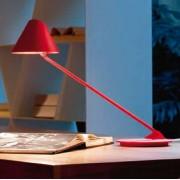 Lumini Ginga Tischleuchte fuchsie Standard-Fassung