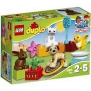 LEGO 10838 LEGO DUPLO Familjens husdjur