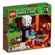 Lego Minecraft. 21143 Portal do Netheru