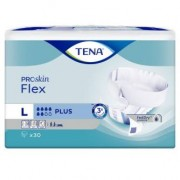 Tena Flex Plus Large - 30 Changes