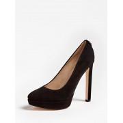 Guess Eliada Pumps Echt Leder - Zwart - Size: 41