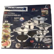 Set Oale inducție megatermice 22 piese MODEL HOME