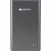 Multi Card Reader / Hub Canyon CNE-CMB1 USB 2.0 Negru
