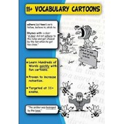 11+ Vocabulary Cartoons, Paperback/A. Mason