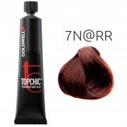 Goldwell - Topchic - 7N@RR Middel Blond Eluminated Intens Rood - 60 ml