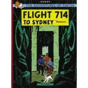 Flight 714 to Sydney, Paperback