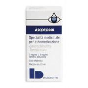 BRUSCHETTINI SRL Ascotodin*collirio 3 Mg/ml + 1 Mg/ml 10 Ml