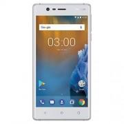 Nokia N3 DUAL (TA1038) PLATA BLANCO