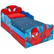 Spiderman Spider-Man juniorsäng u. madrass - Spiderman Barnmöbler 663554