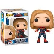 FUNKO Figura FUNKO Pop! Marvel: Captain Marvel -