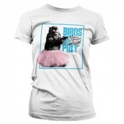 Birds Of Prey - Gopher Tutu Logo Girly Tee