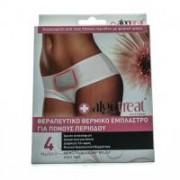 Algotreat plasturi impotriva durerilor menstruale 4buc ABOCA