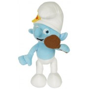 "Movie The Smurfs 9.5"" Plush Figure Doll - Vanity Smurf"