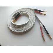 Straight Wire B-FLAT Zvučnički kabel 2x2.5 m - terminirani