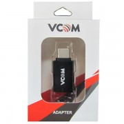 Vcom Usd 3.0 A (f) To Usb 3.1 C (m) Black Retail Packaged Converter Ad