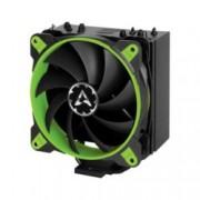 Охлаждане за процесор Arctic Freezer 33 eSports ONE, съвместимост с 2066/2011/3/1151/1150/1155/1156/ и AMD AM4, зелен
