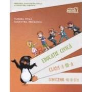 Educatie civica cls 3 sem.2 + CD - Tudora Pitila Cleopatra Mihailescu