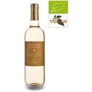 Weingut Osoti Vinedos Ecologicos Osoti Tempranillo Blanco Barrica D.C. Ca. Rioja 2018 Weißwein Bio